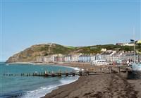Sunday by the Sea - Aberystwyth