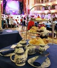 Blackpool Afternoon Tea