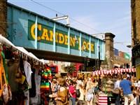 Camden Lock Market 2018
