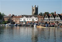 Oxfordshire Amble - Marlow and Henley on Thames