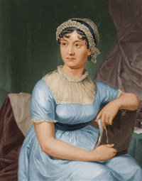 Jane Austen - Britain most loved writer