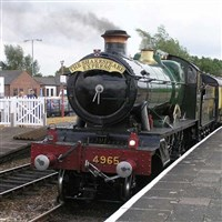 Steam Train Special - The Shakespeare Express