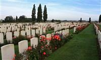 Nostalgic Ypres and the Menin Gate